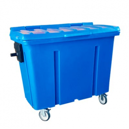 Container de Lixo 500L