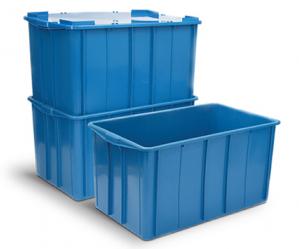 Caixa Plástica 1018 180L