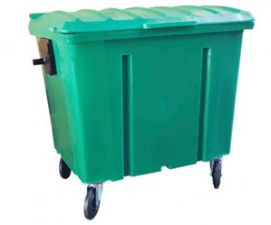 Container de Lixo 1.000L