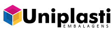 Logo Uniplasti Embalagens Plasticas